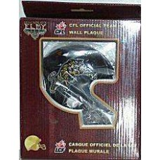 Hamilton Tiger Cats Small Helmet Plaque