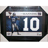 Eli Manning Collector Jersey Number