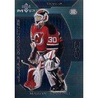 Martin Brodeur:  Valuable Commodities!