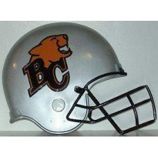 BC Lions LARGE Helmet Plaque