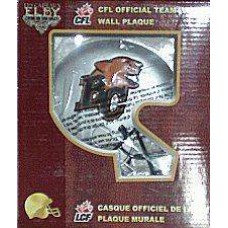 BC Lions Small Helmet Plaque
