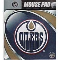 Edmonton Oilers Sublimated Mouse Pad