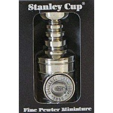 1966 Montreal Canadiens Mini Stanley Cup