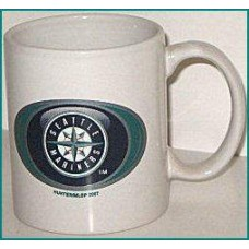 Seattle Mariners Ceramic Coffee Mug