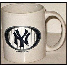 New York Yankees Ceramic Coffee Mug