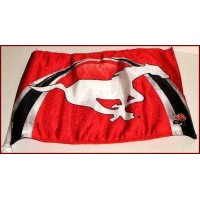 Calgary Stampeders Car Flag