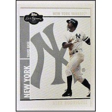 Alex Rodriguez Topps Co-Signers 2008