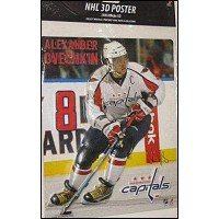 Alex Ovechkin Small 3D Poster