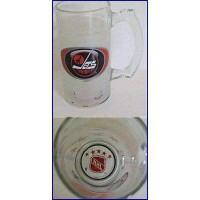 Winnipeg Jets Frosty Mug