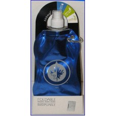 Winnipeg Jets Foldable Sport Bottle
