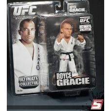 Royce Gracie Ultimate Collector Series 4