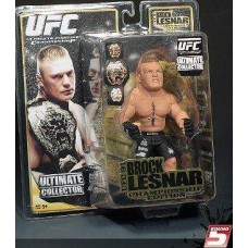 Brock Lesnar (Championship Edition) Ultimate Collector Series 4