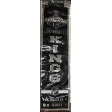 Los Angeles Kings Stanley Cup Banner