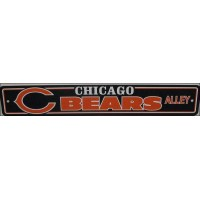 Chicago Bears Alley