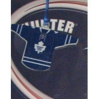 Toronto Maple Leafs Pewter Jersey Ornament