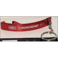 Montreal Canadiens Bottle Opener Key Chain