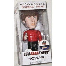 Big Bang Theory Howard Wacky Wobbler Star Trek