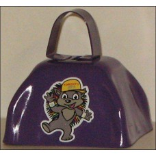 Pan Am Games Cowbell featuring Patchi!