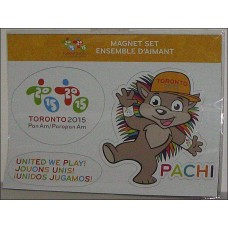 Magnet Sheet with Pachi Logo
