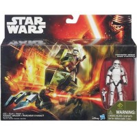 "Star Wars 3.75"" Class 1 Vehicle Assault Walker"