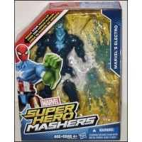 Marvel Super Hero Mashers Electro Action Figure
