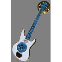 Base Guitar - Athens Olympic Lapel Pin