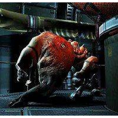 DOOM 3 - A Masterpiece of Art Form! The ruins of an Ancient