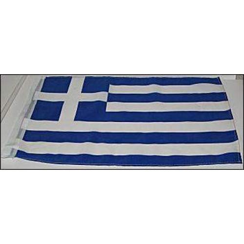 Greece Soccer Flag
