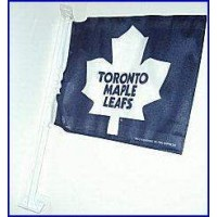 Leafs Car Flags