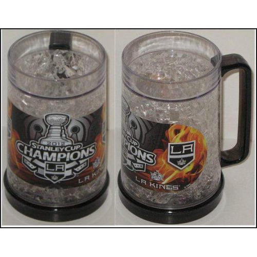 2012 NHL Champ Kings Freezer Mug