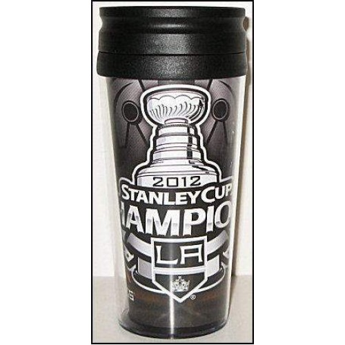 2012 NHL Stanley Cup Champion L.A. Kings Tumbler