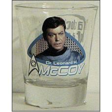 Leonard McCoy 2oz Collector Shot Glass