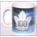 Toronto Maple Leafs 100th Anniversary Coffee Mug