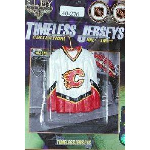 new arrival de8ed 265ce Calgary Flames Timeless Mini Jersey- Get the special stand ...