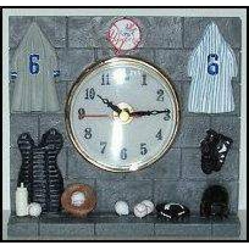 New York Yankees Table Clock