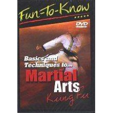 Basics and Techniques to Martial Arts!