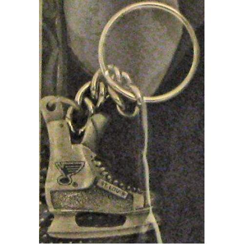 St. Louis Blues Skate Key Chain
