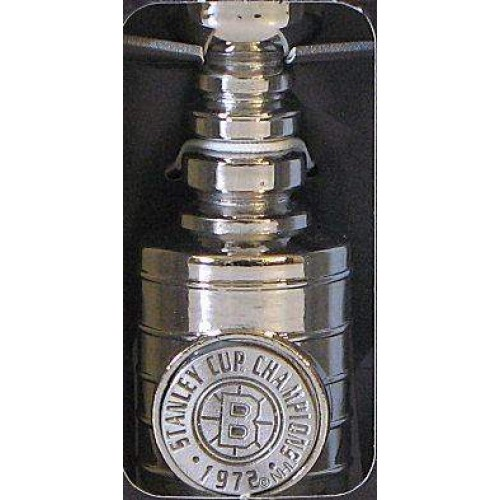 1972 Boston Bruins Mini Stanley Cup- The Stanley Cup Is