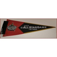 All Star 2012 Hockey Game Collector Pennant
