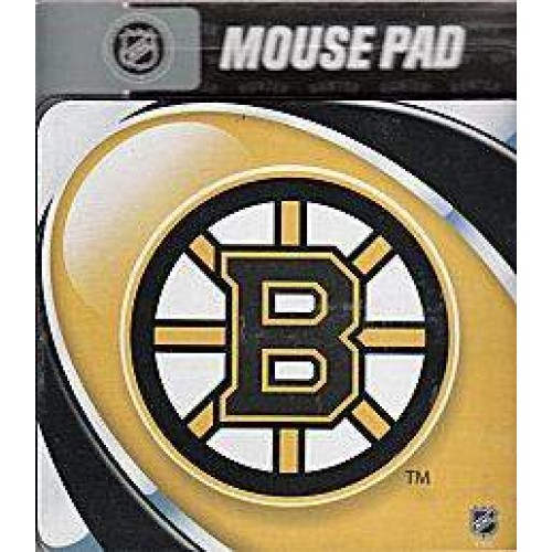 Boston Bruins Sublimated Mouse Pad