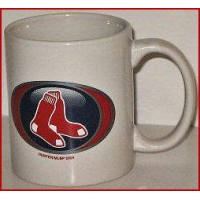 Boston Red Sox Ceramic Coffee Mug
