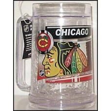 Chicago Black Hawks Freezer Mug