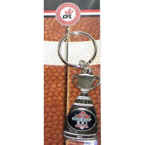 Grey Cup 2012 TROPHY Key Chain