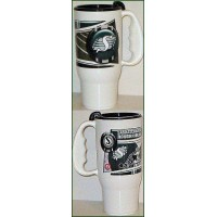 Saskatchewan Rough Riders Roadster Mug