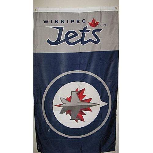 Winnipeg Jets 3 x 5 Flag