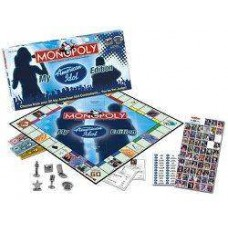 MONOPOLY: My American Idol® Collector's Edition