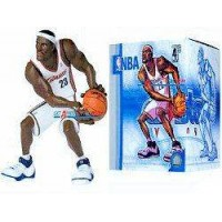 All Star Vinyl Figure LeBron James (White Home Jersey)