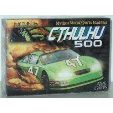 CTHULHU 500: Moto Madness card game