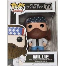 POP TV! Duck Dynasty Willie Figure