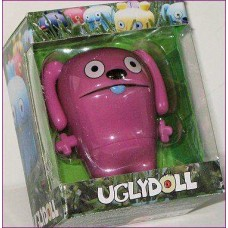 Ugly Doll Action Figure Series 3 Ket Pink
